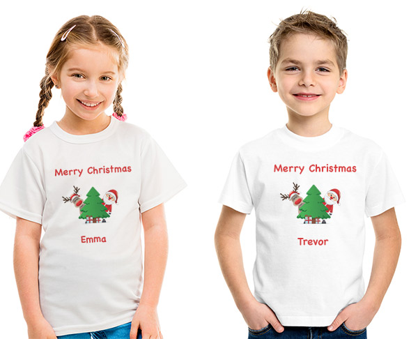 Personalized Christmas Shirt